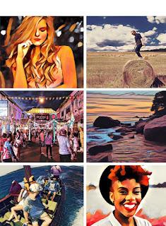 تحميل تطبيق Prisma للاندرويد والايفون تحويل الصور الى لوحة فنية مجانا