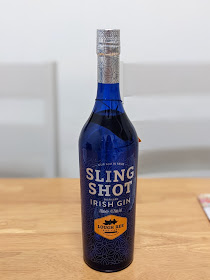 Things to do in Athlone: Drink Sling Shot Gin from Lough Ree Distillery
