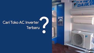 jual AC inverter terbaru