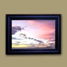 Skyline-Sunset-Framed-Print-Wall-Frame-Art-Portharcourt-Nigeria