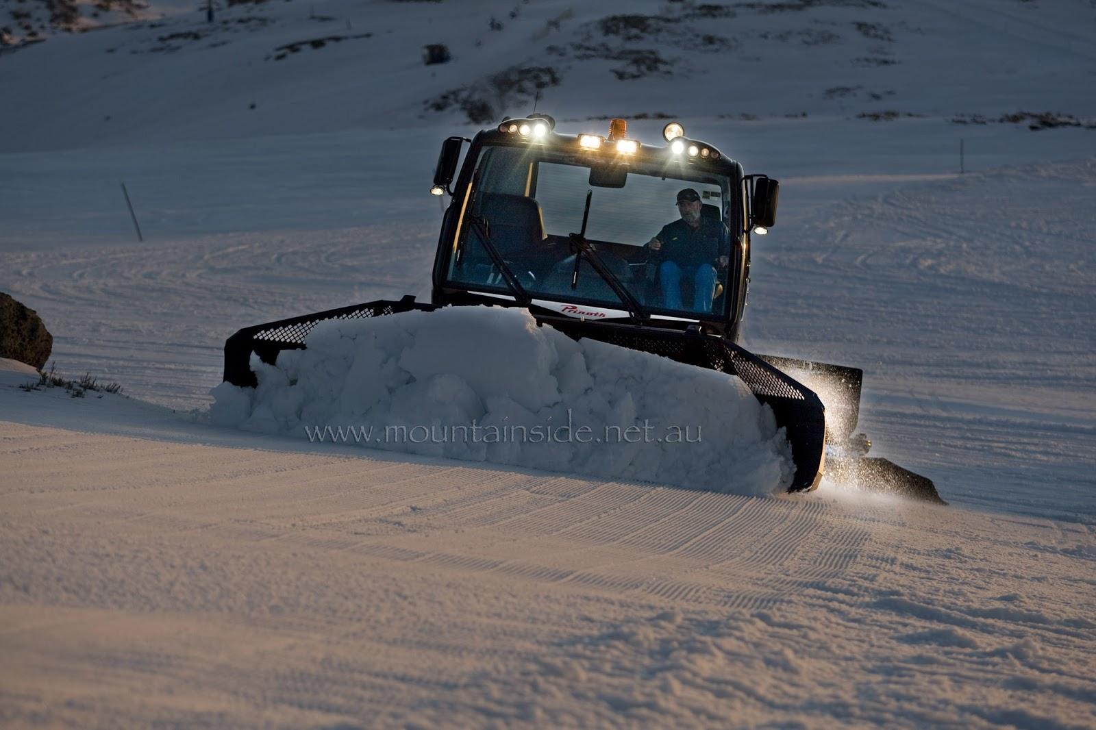 Australian Alpine Oversnow Equipment: Prinoth
