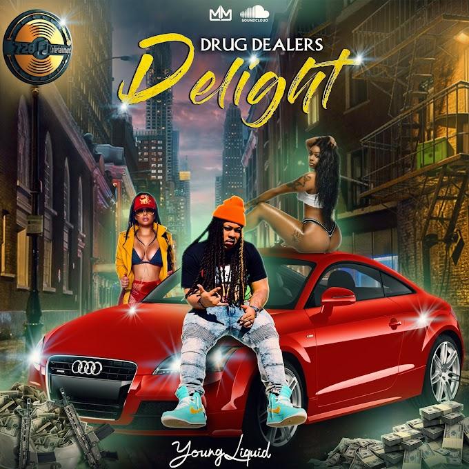 Young Liquid Drops Dope Mixtape: 'Drug Dealers Delight'