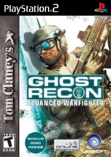 Tom Clancys Ghost Recon Advanced Warfighter PS2 ISO