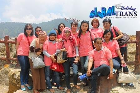 Paket Wisata Bandung Utara Murah