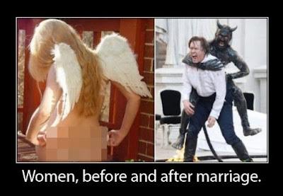 11 Meme Kocak Cewek Sebelum dan Setelah Menikah Ini Bikin Ngeri-ngeri Sedap