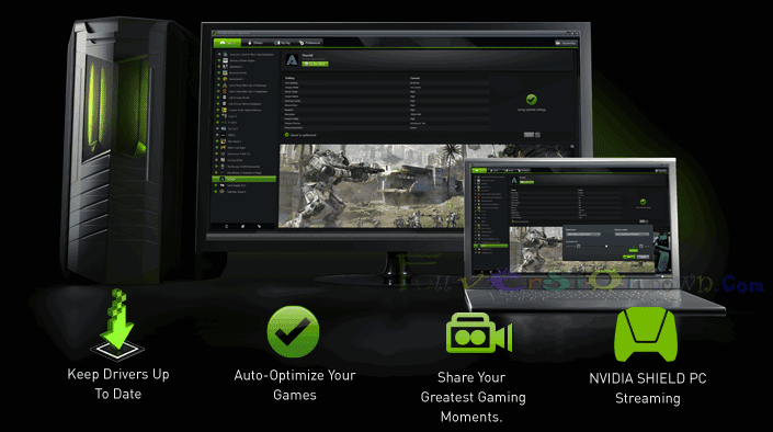 Nvidia GeForce Experience 3.5.0.70 Latest Version