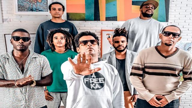 Hebreu Indica #10 - Apimentando seu rap com: Dub, Afrobeat, Jazz, Rock Negro e Samba. Este é  Oquadro, conheça!