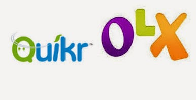 sell you old belonging on OLX and QUICKR