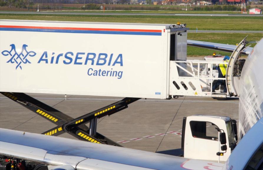Avionske Karte Air Serbia.Air Serbia Updates Complimentary Meal Service