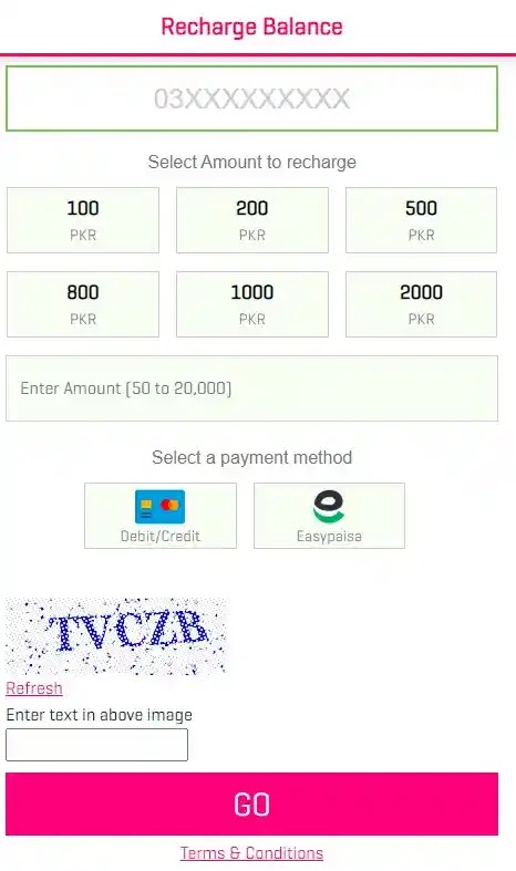 How to Load Zong Card? 5 Ways to Recharge your Zong Number