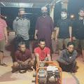 DPO Pencuri Mesin Pompa Air Berhasil Ditangkap Polsek Belawa Bersama Resmob Polres Wajo