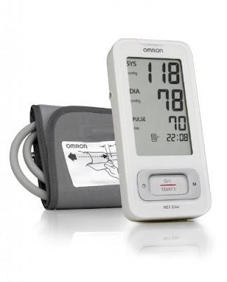 Omron Mit Elite - Tensiómetro de brazo, color blanco 50,12€