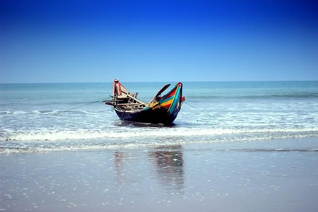 Cox's Bazar Beach   Beautiful Places Of Cox Bazar Sea Beach