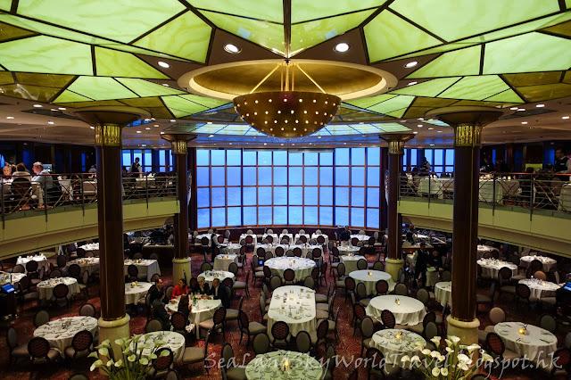 阿拉斯加, 郵輪,Celebrity Infinity, 餐廳, 食物, meals, food, Treliss Restaurant