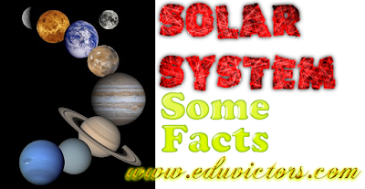 CBSE Class 8 - Science - Solar System Some Facts (#cbseNotes)
