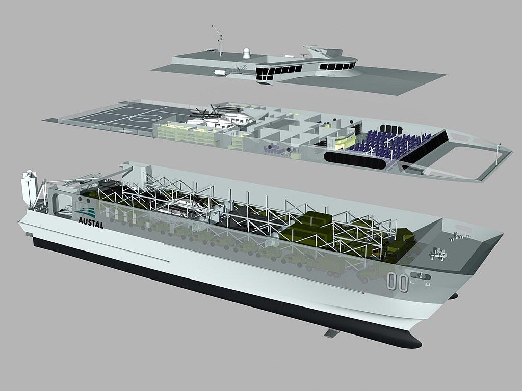 ВМС США отримали дванадцятий швидкохідний транспорт