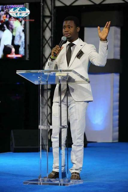 Pastor Samson Michael's Powerful Quotes During #WeekofSpiritualEmpowerment