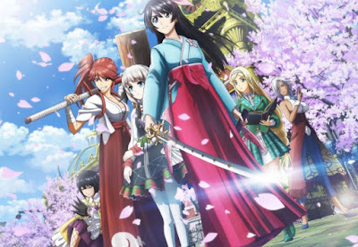 Shin Sakura Taisen The Animation Todos os Episódios Online