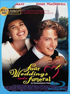 Cuatrobodasyunfuneral[1994]HD [1080p] Latino [GoogleDrive] SilvestreHD