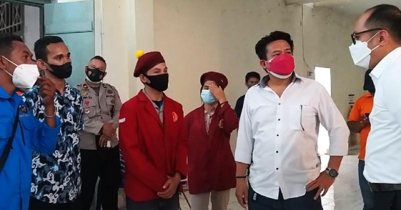 PMKRI dan Pemuda Katolik Makassar Melaksanakan Vaksinasi Massal Kedua