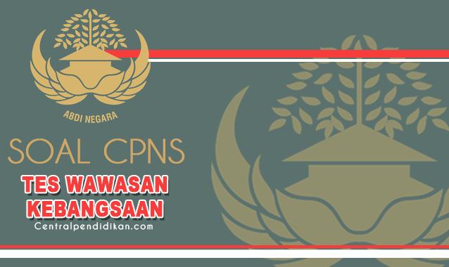Soal TWK CPNS dan Kunci Jawaban