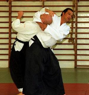 Tentang Aikido Bela diri Steven Seagal