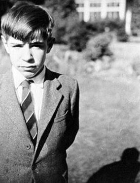 Stephen Hawking remaja