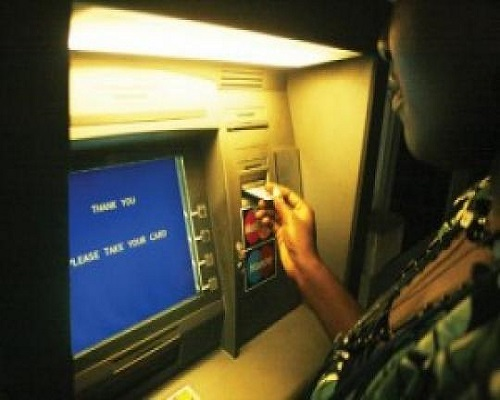 Man caught withdrawing money without 'ATM card' in Ibadan
