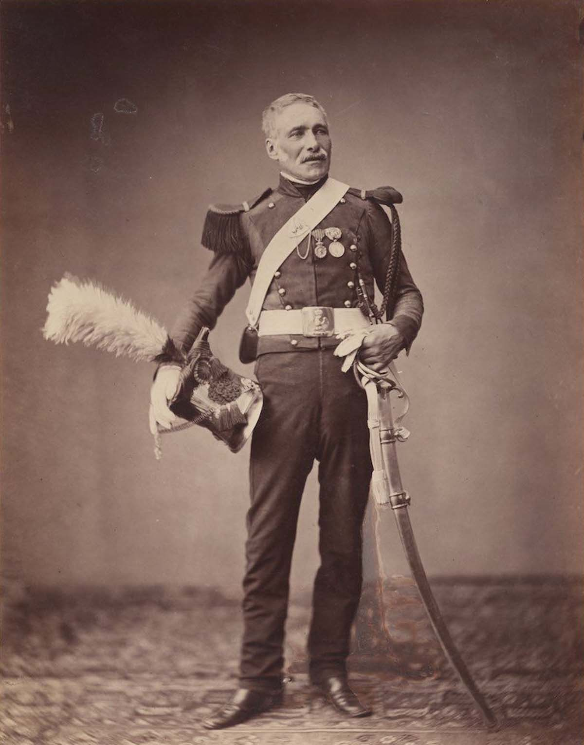 Monsiuer Dreuse of the 2nd Light Horse Lancers of the Guard.