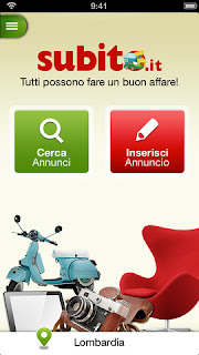 Subito.it, l'app per iPhone e iPad