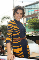 Taapsee Pannu looks super cute at United colors of Benetton standalone store launch at Banjara Hills ~  Exclusive Celebrities Galleries 009.JPG