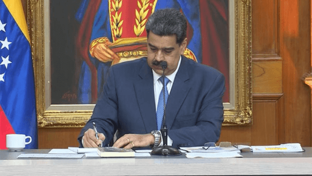 USA considers that Maduro is the leader of a drug cartel in collaboration with the Colombian FARC guerrilla. The United States Attorney General, William Barr, announced Thursday the presentation of criminal charges for drug trafficking against the President of Venezuela, Nicolás Maduro. At a press conference, Barr added that the complaint includes charges of money laundering