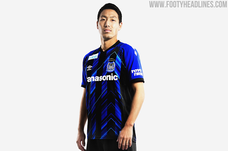 Gamba Osaka 2021 Home, Away & Goalkeeper Kits Revealed - Footy ...