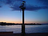 Zalazak sunca, Supetar otok Brač slike