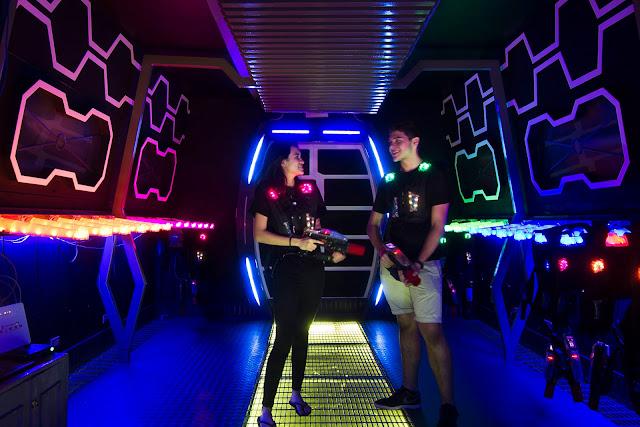 LazerXtreme Laser Tag