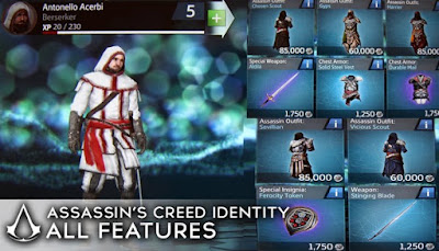 Download Assassin's Creed Identity NEW Apk + Mod Android
