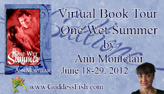 Guest Post with author Ann Montclair