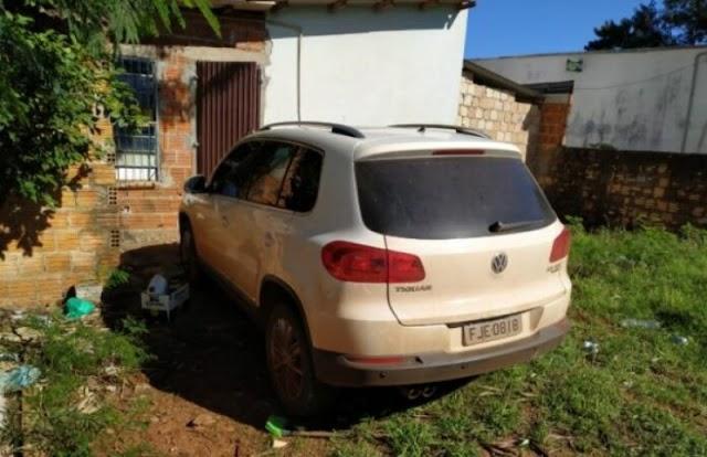 Itaquiraí-Polícia recupera veículo furtado em 2020 no Paraná