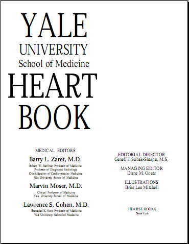 YALE TEXT BOOK OF CARDIOLOGY [PDF] BY Faith Mcgrath