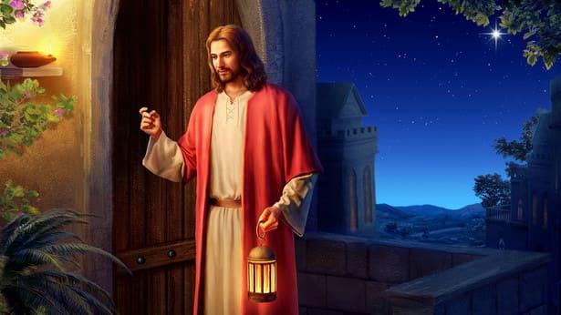 ברק ממזרח ,כנסיית האל הכול יכול, הביאה השנייה של ישוע