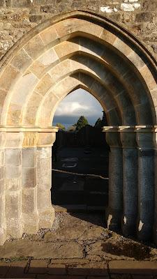 Clonmacnoise, Offaly, Ireland, Monastic Settlement.