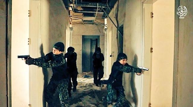 ΝΕΟ ΒΙΝΤΕΟ από τον ISIS: Παιδιά εκπαιδεύονται στο πεδίο της μάχης (ΒΙΝΤΕΟ)