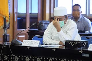 Bupati Lombok Barat H. Fauzan Khalid