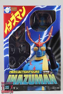 Hero Action Figure Inazuman Box 01