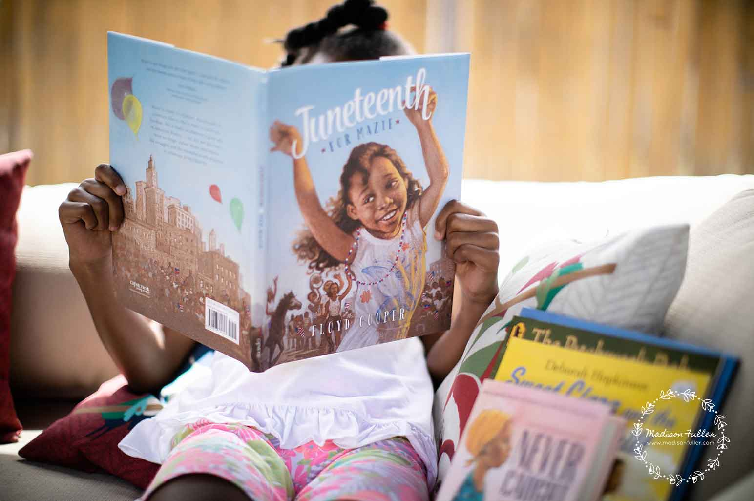 Juneteenth Books for Kids
