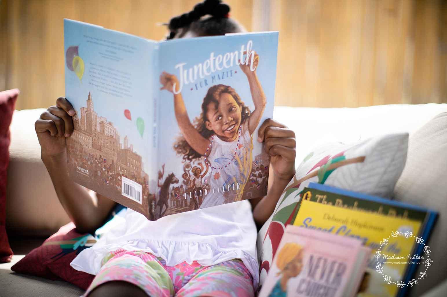 Juneteenth Books for Kids ~ #Juneteenth