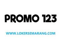 Lowongan Kerja Semarang Admin dan Customer Service di Promo 123