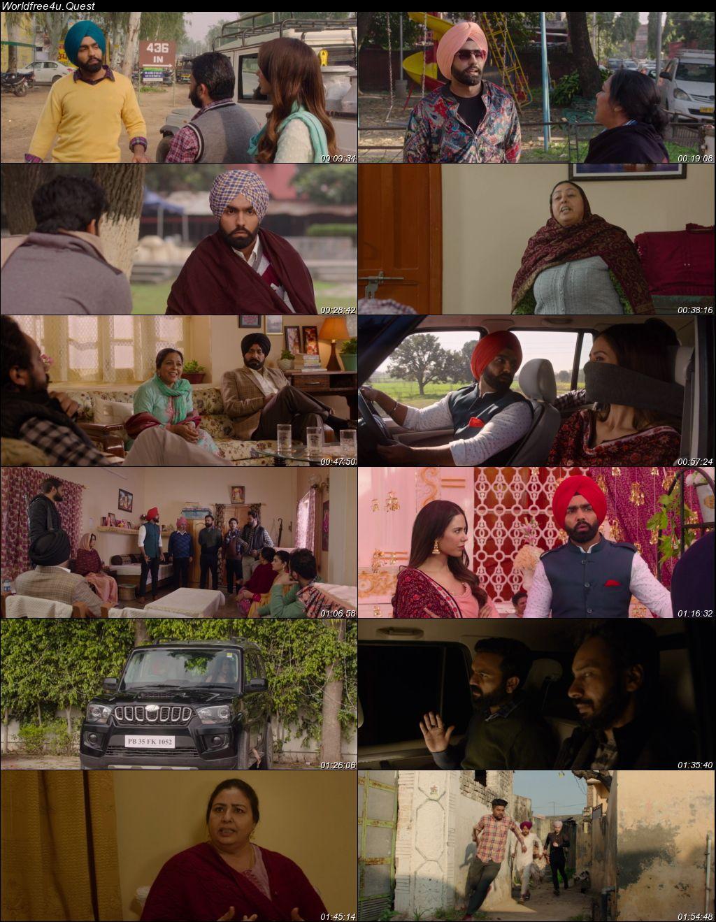 Puaada 2021 Punjabi Movie Download HDRip || 1080p || 720p || 480p