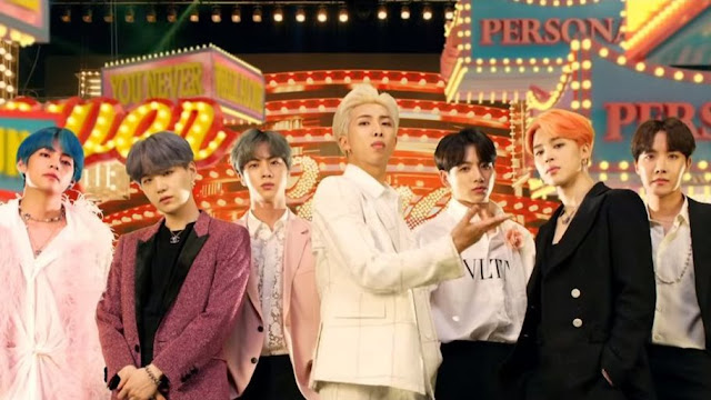 MV BTS 'Boys With Luv' Berhasil Raih 250 Juta Views di YouTube