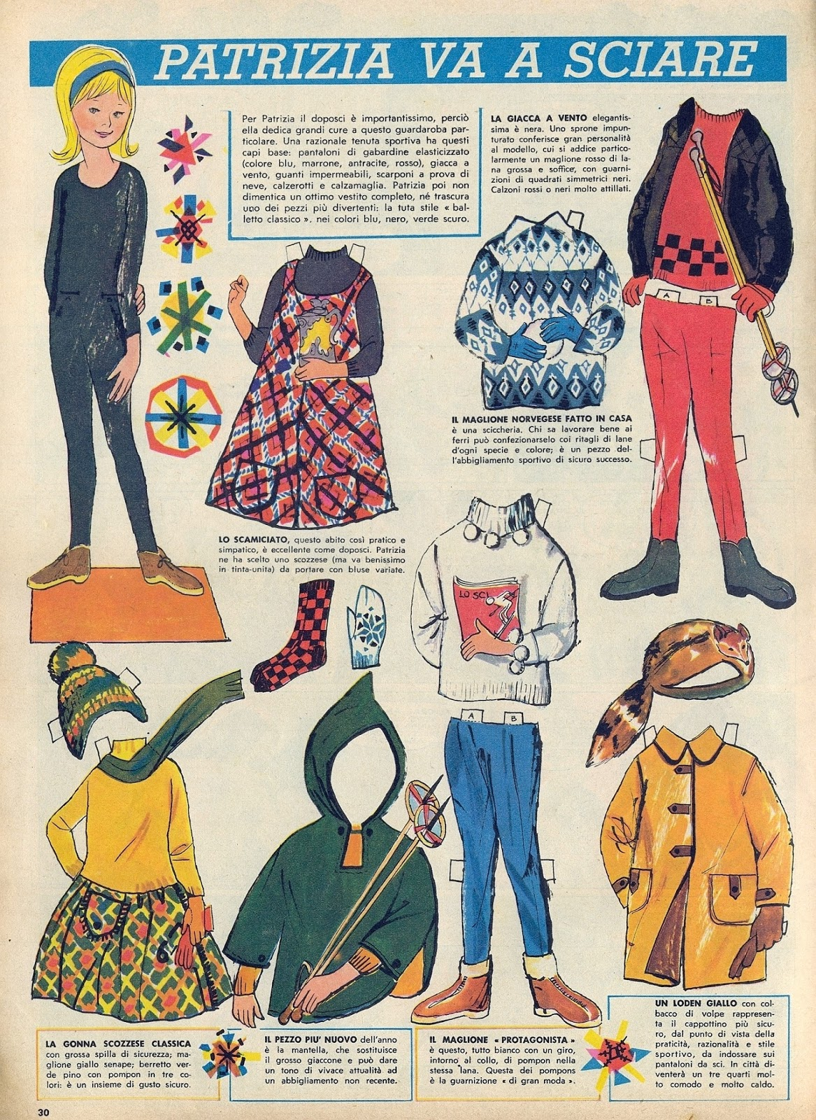 out of the closet : a paper dolls project: april 2018